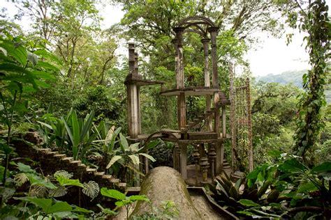 jardin surrealista las pozas de edward james el blog de viajes de bestday