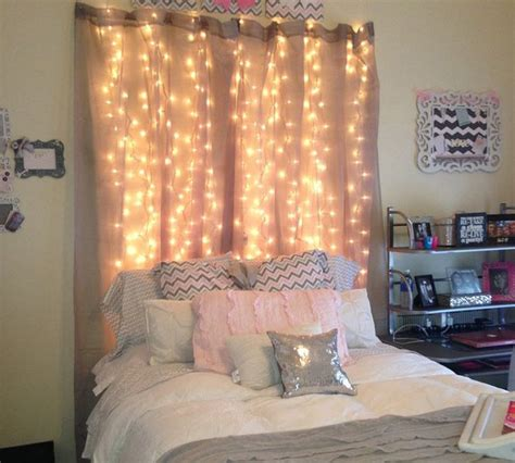 best 25 curtain lights ideas on college