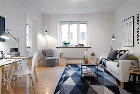 swedish homes interiors mini piso de 40 m 178 de estilo escandinavo tienda