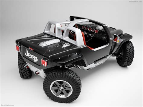 Jeep Huricane Jeep Hurricane Concept Car Image 010 Of 19