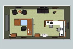 Office Layouts For Small Offices 3d Office Design Service Wny Office Space