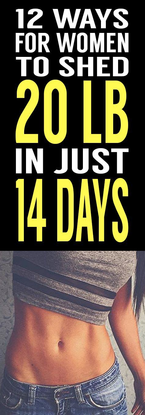 12 Best Ways To Lose Weight by Top 25 Best 14 Day Diet Ideas On 14 Day