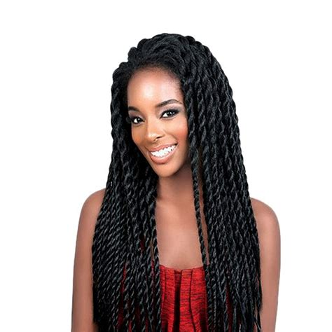 wigs made for black people that are braided feibin synthetic lace front wig afro 2x twist braids wigs