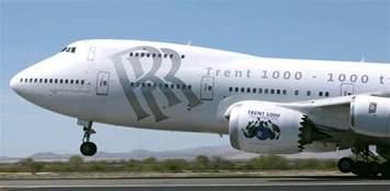 Rolls Royce Plane Rolls Royce Trent 1000 Ten Development On Track Air