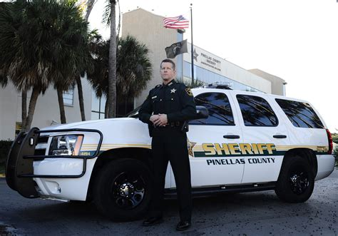 Pinellas Sheriff S Office by For Deputies Green Will Be The New White Tbo