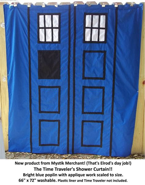 dr who shower curtain time traveler shower curtain throw doctor who fan art