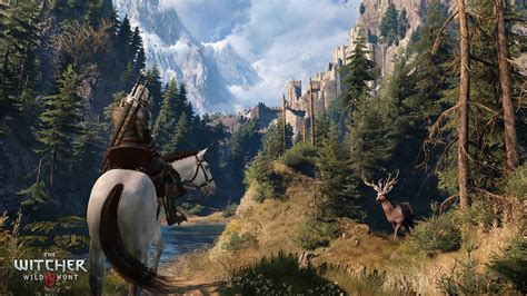 the witcher 3 wild hunt screenshot new the witcher 3 wild hunt screenshot displays a