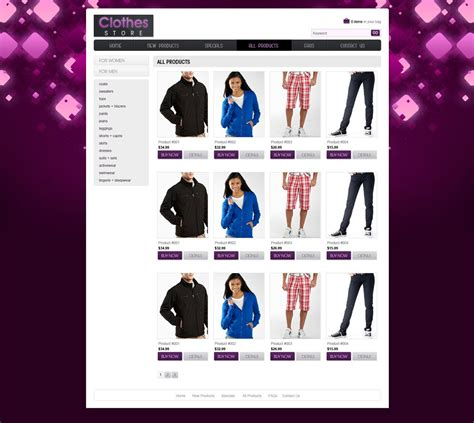 Shopping Website Template Free Ecommerce Website Templates Phpjabbers Shopping Templates Free In Php