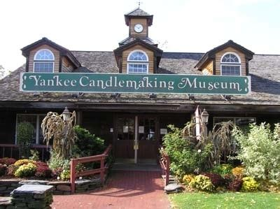 Yankee Candle Factory Tour Deerfield Ma by The Yankee Candle Company South Deerfield Ma Kid