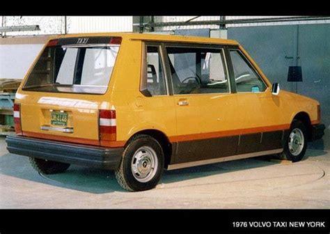 volvo experimental nyc taxi designed  coggiola volvo proto volvo automobile  cars