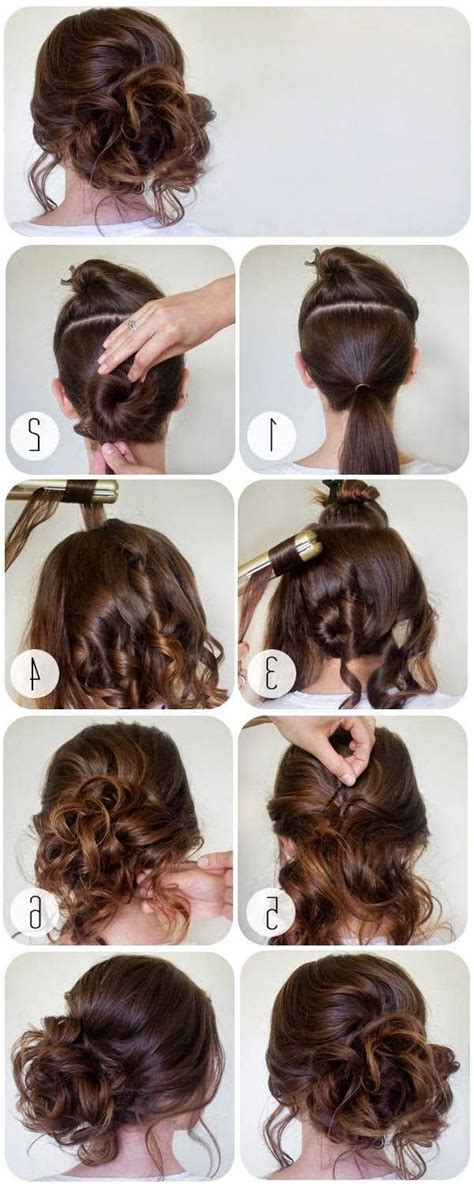 curly hair updos step by step tag hairstyles for thin hair perms hairstyle picture magz
