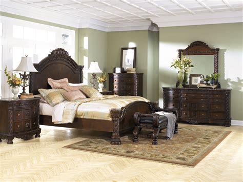 ashley furniture bed sets bedroom furniture gallery scott s furniture cleveland tn