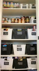 organized pantry organized pantry for the home pinterest