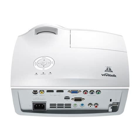 Vivitek Dw868 Proyektor Wxga 1280x800 4500 Ansi Lumens 29487 Wa videoprojector vivitek dw868 wxga 4500lm dlp 3d ready wi fi via dongle na loja ricardo e