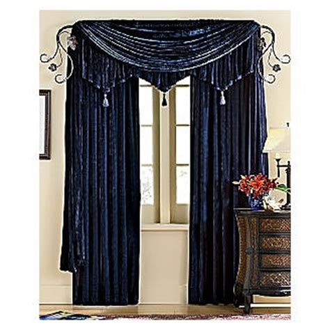 gothic curtains woven velvet curtains in black victorian goth living