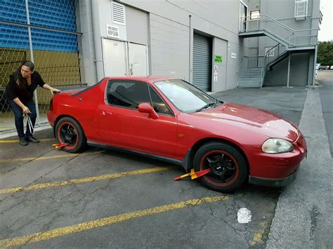 how to learn about cars 1995 honda del sol parking system 1995 honda crx del dol