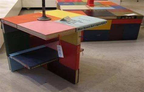 coffee table made from books 12 innovative furniture designs made from books home