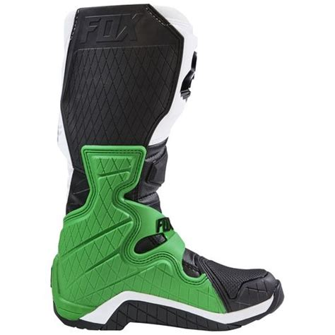 green dirt bike boots fox racing comp 8 se boots revzilla