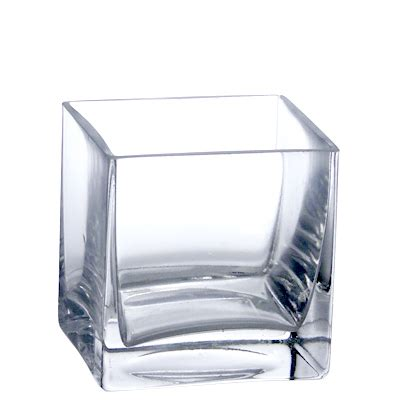 5 Inch Square Vase by Bulk 4 Quot Square Vases Wholesale Square Vases