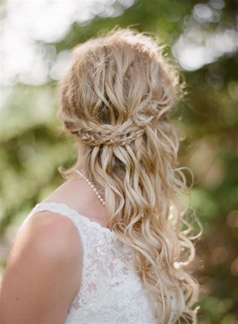Wedding Hairstyles At The Side Side Swept Wedding Hairstyles To Inspire Mon Cheri Bridals