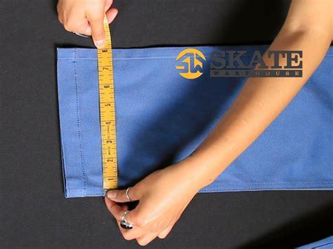 leg l size how to measure inseam pant rise pant leg opening