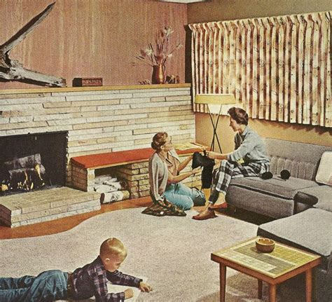 1000 images about 60s living room reference on