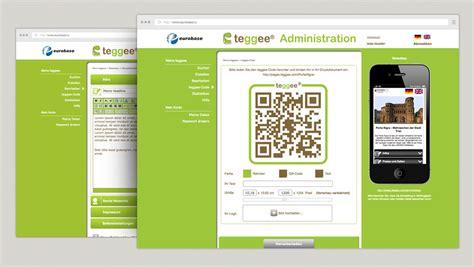 mobile landing page builder teggee eurobase gmbh