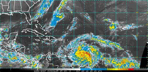 imagenes satelitales radar shary la tormenta tropical n 250 mero dieciocho se form 243 al