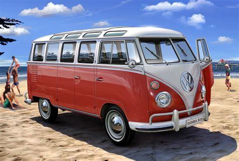 Volkswagen Bus History Vw Bus
