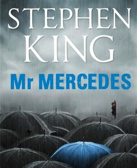 libro mr mercedes mr mercedes de stephen king area libros