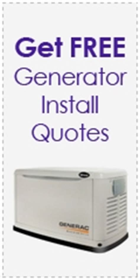 standby home generators review and ratings