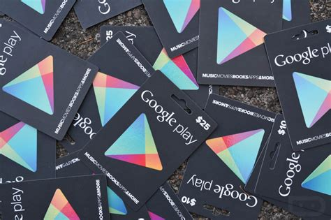 Google Play Gift Card Deal - giveaway 300 in google play gift cards up for grabs droid life