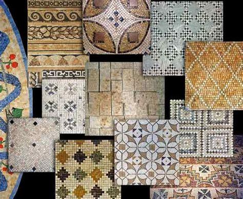 mosaico per pavimenti interni i pavimenti tipi di materiali per i pavimenti
