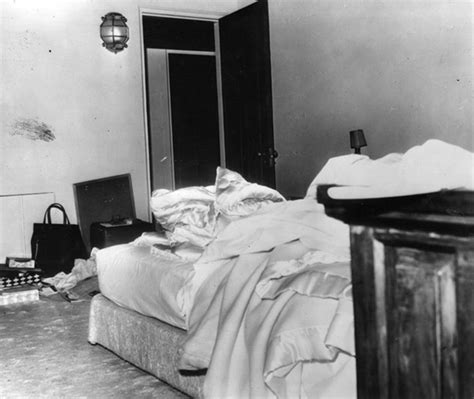 death bed the death of marilyn monroe the endless night