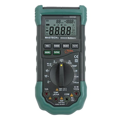 Multimeter Mastech best multimeter for electronics technician must see
