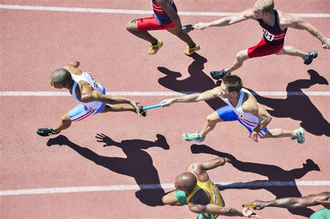 how to a to track track and field running events