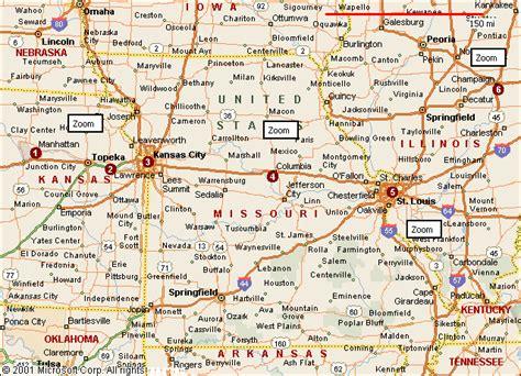 map missouri and illinois map of missouri and illinois swimnova