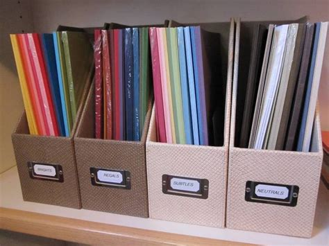 craft paper storage solutions pin by jules r on for the home