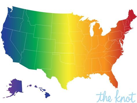 same marriage united states map marriage states history of same marriage in us