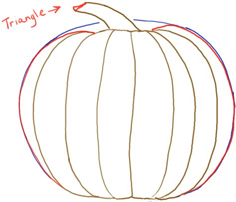 draw a pumpkin for how to draw a pumpkin for in easy step by step