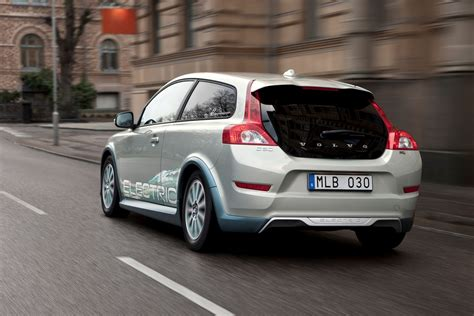 volvo group canada volvo c30 electric hundred percent driving pleasure with