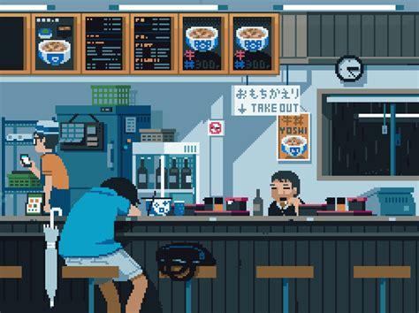 Tiny Tp Vol 02 Adventures In Awesomeness ほんのり哀愁漂うドット絵のキュートなgifアニメが集まる 1041uuu gigazine