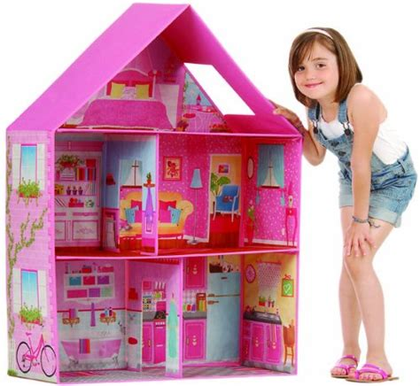 how to make a big doll house out of cardboard 10 great dollhouses to make her christmas dreams come true
