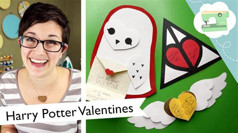 diy harry potter valentine s day cards fairweather