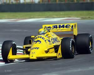 Senna Lotus Ayrton Senna Lotus Autodromo Hermanos Rodriguez 1987