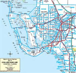 florida zip code map county