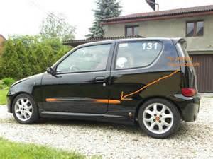 Fiat Cinquecento Sporting Abarth Seicento My Black Seicento Sporting Abarth 1 2 16v Page