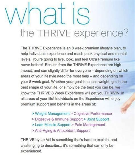 My Baby Is Thriving And So Is by 1000 Images About The Thrive Experience By Le Vel On