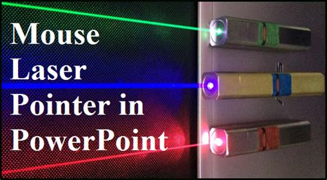 Laser Pointer Featured 2 Freepowerpointtemplates Laser Ppt Templates Free