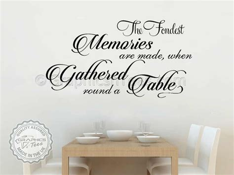 dining room wall decals dining room wall decals quotes 28 images vinyl wall